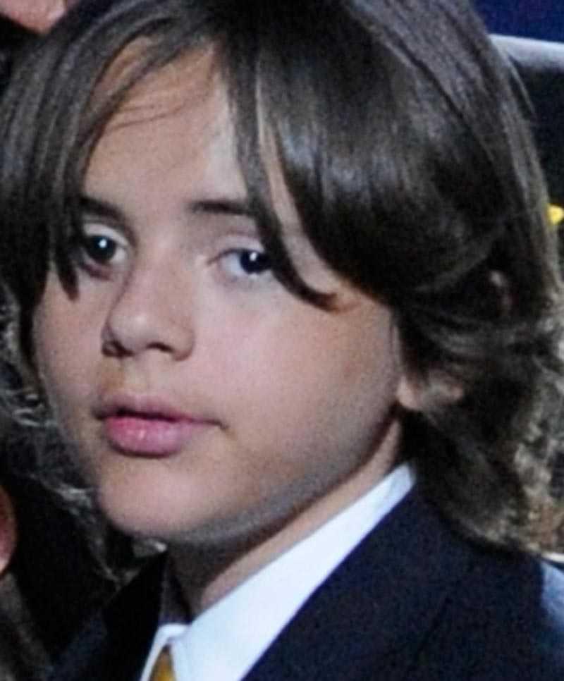 Enligt Michael Jacksons kock fattades vardagsbesluten av sonen Prince, 12.
