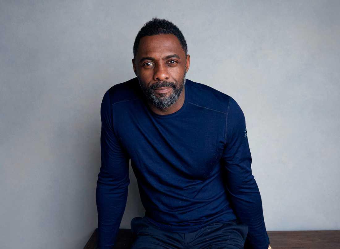 Skådespelaren Idris Elba. Arkivbild.
