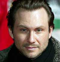 Christian Slater.
