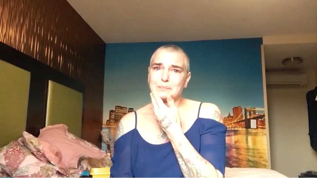 Sinead O'Connor.