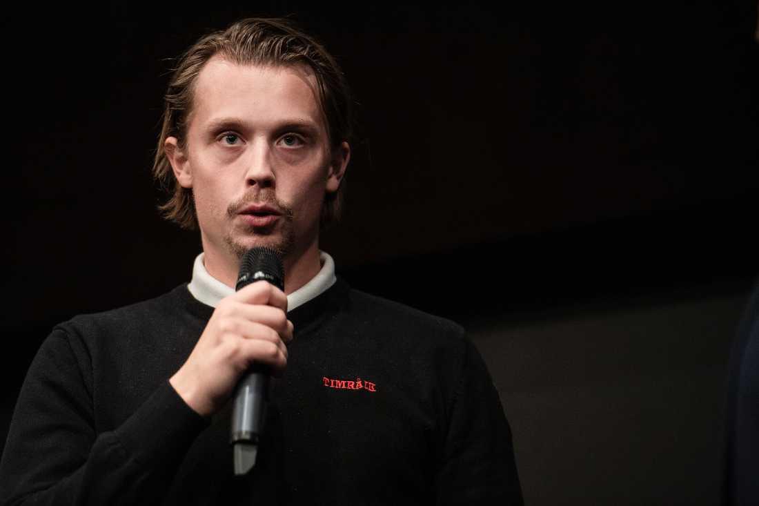 Jonathan Dahlén.