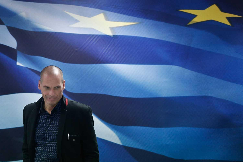 Greklands finansminister Yanis Varoufakis är hetast i Europa