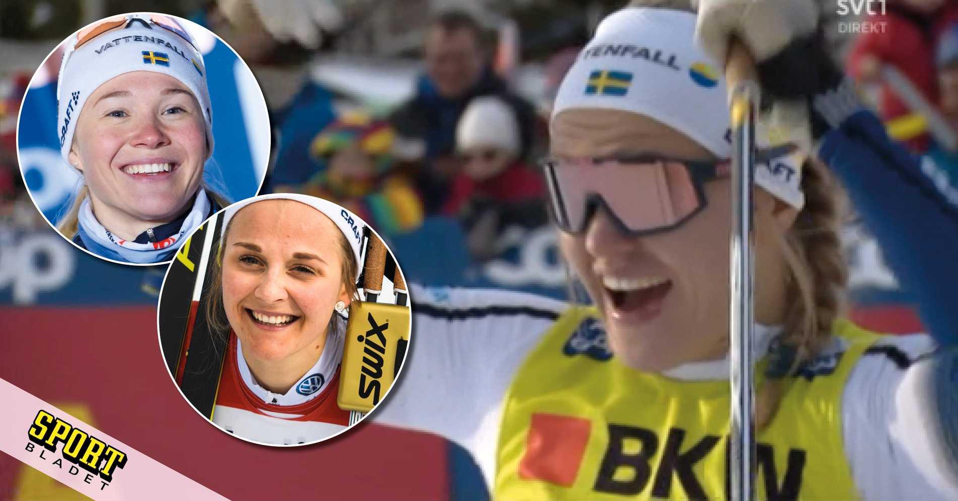 Hyllningarna Till Linn Svahn Imponerar A Det Grovsta Aftonbladet