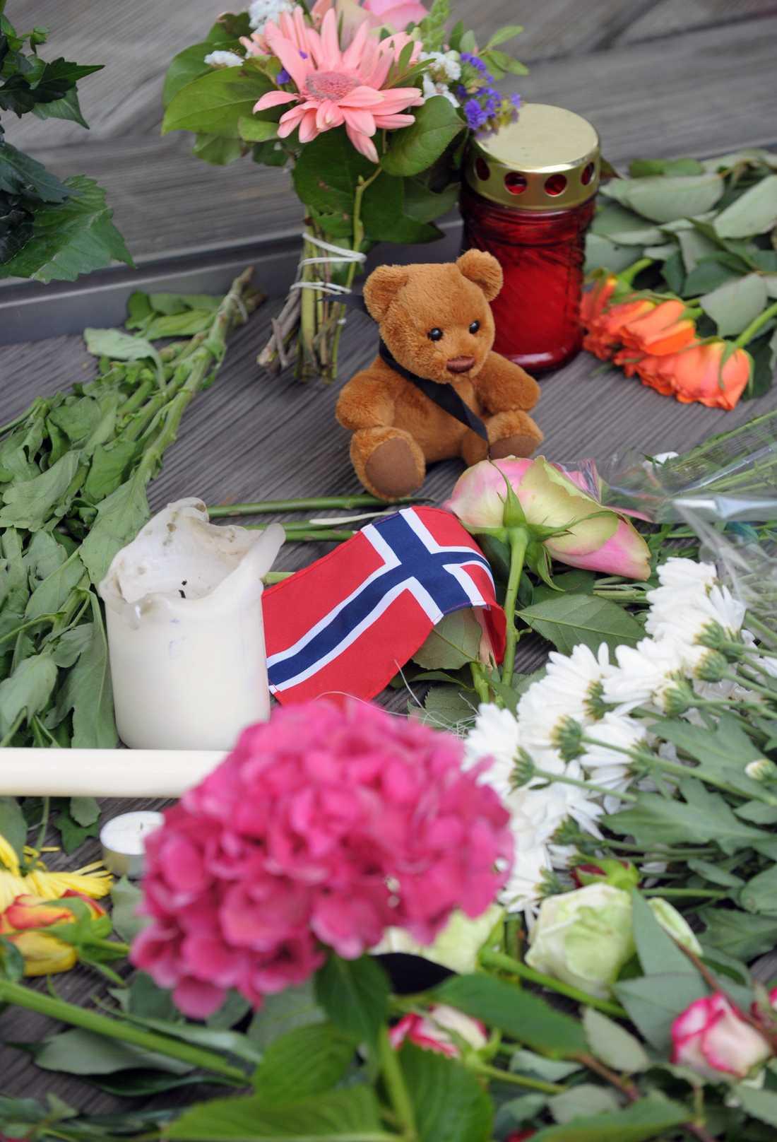 TYSKLAND Norska ambassaden i Berlin.