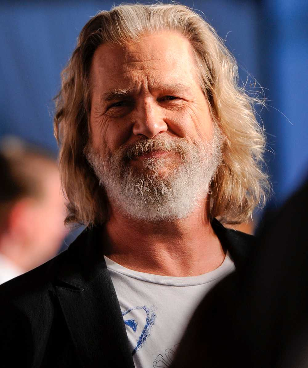 Jeff Bridges, 70, filmdebuterade redan som spädbarn.