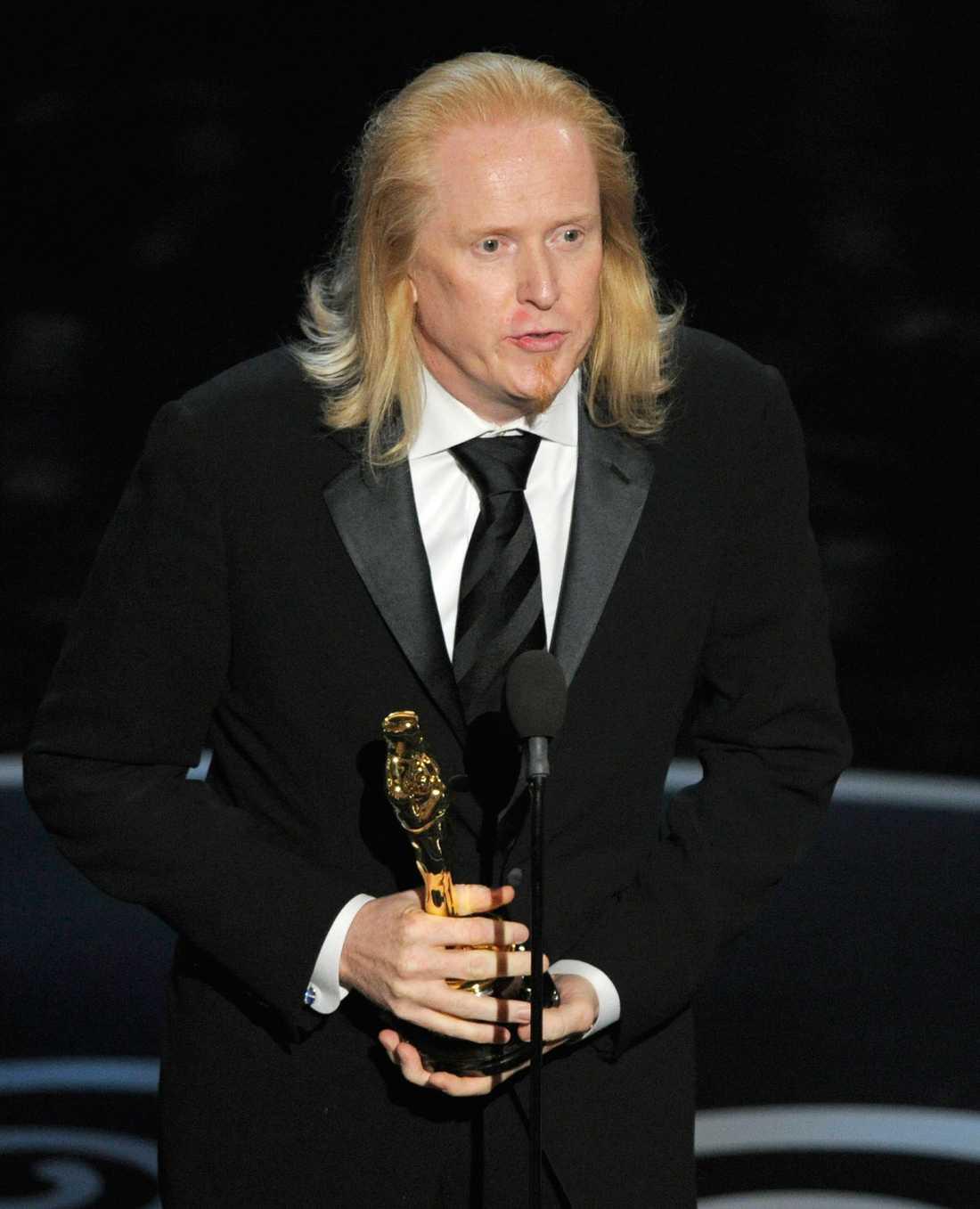 "Svenske Paul N.J. Ottosson belönades för bästa ljud i Kathryn Bigelows film ""Zero dark thirty""."