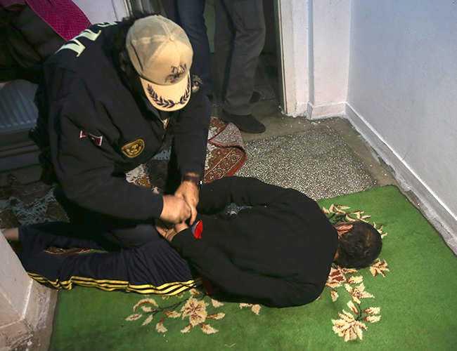 Turkiska polisen har gripit 29 misstänkta IS-medlemmar.