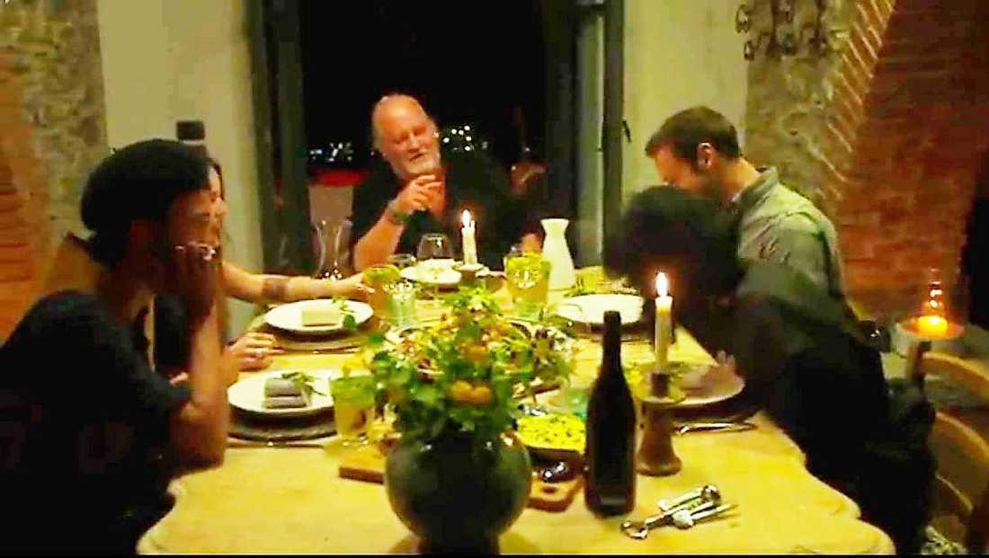 """Middagen i """"Pluras kök"""" som fått mest uppmärksamhet var när Måns Zelmerlöw uttalade sig om hur han ser på homosexualitet."""