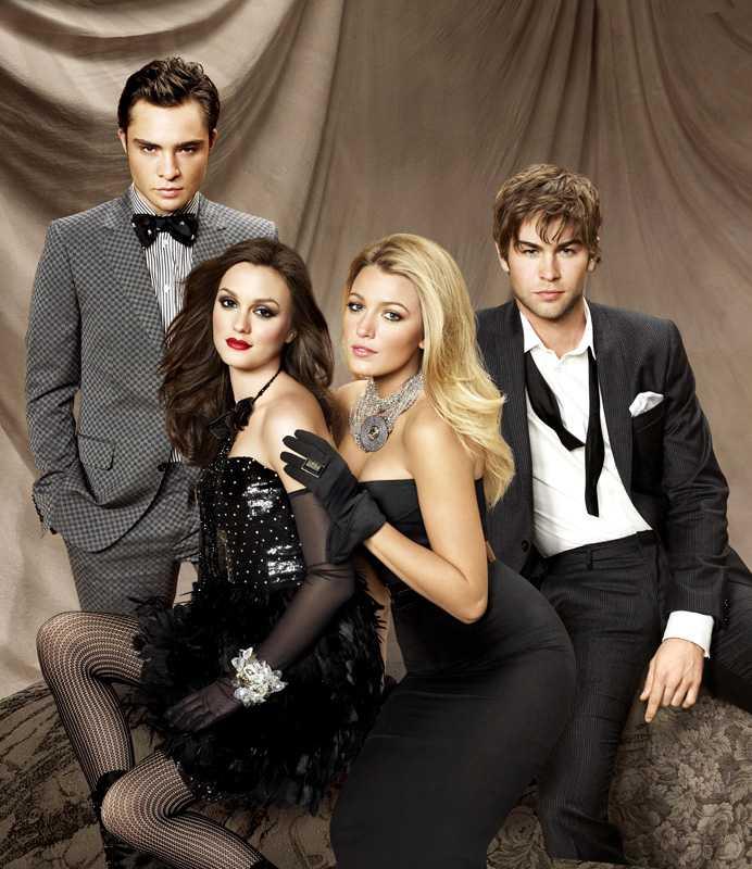 """Leighton är mest känd för sin roll som Blair Waldorf i Kanal 5:s """"Gossip girl""""."""