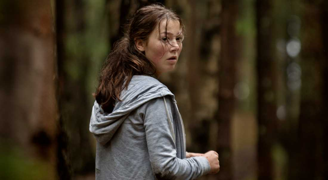 "Andrea Berntzen spelar Kaja i ""Utøya 22 juli""."