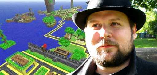 Markus Persson.