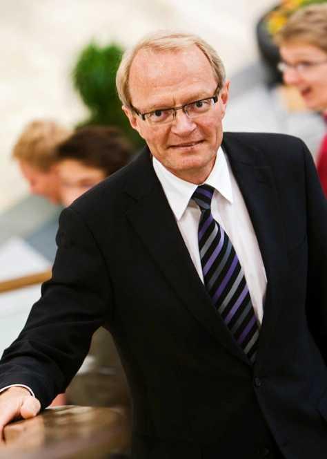 Konsumentombudsmannen (KO) Gunnar Larsson.