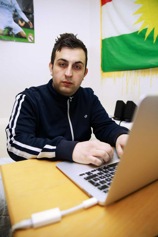 Mehran Mahmoudi.
