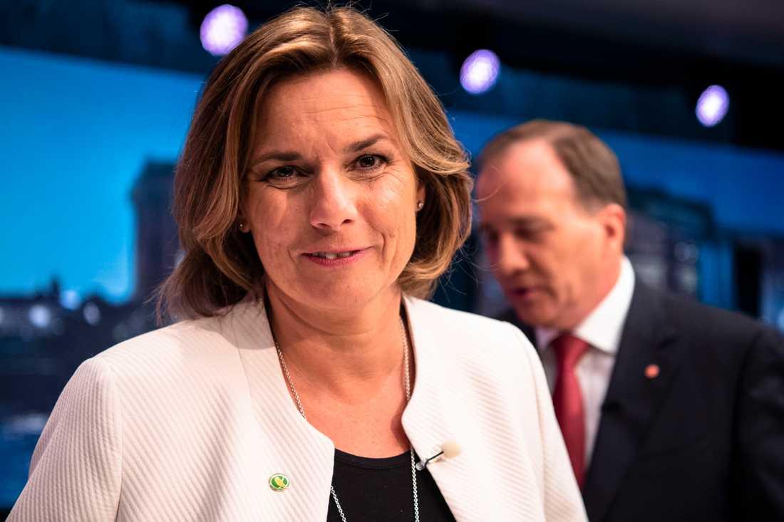 Isabella Lövin (MP), miljö- och klimatminister.