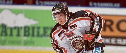 Erik Karlsson sänkte HV med två mål.