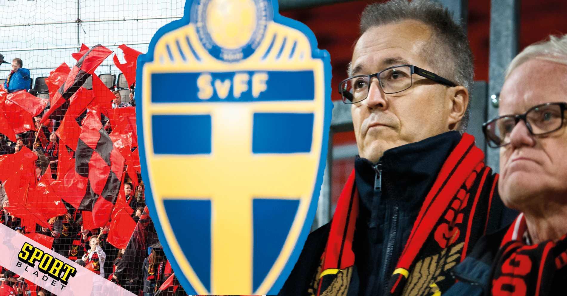 SvFF om Östersunds FK-härvan: Det är bekymmersamt