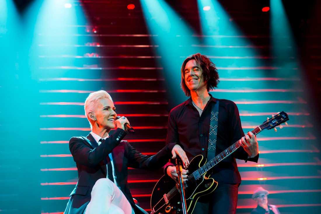 """Roxette på """"Peace & Love""""-festivalen 2012"""