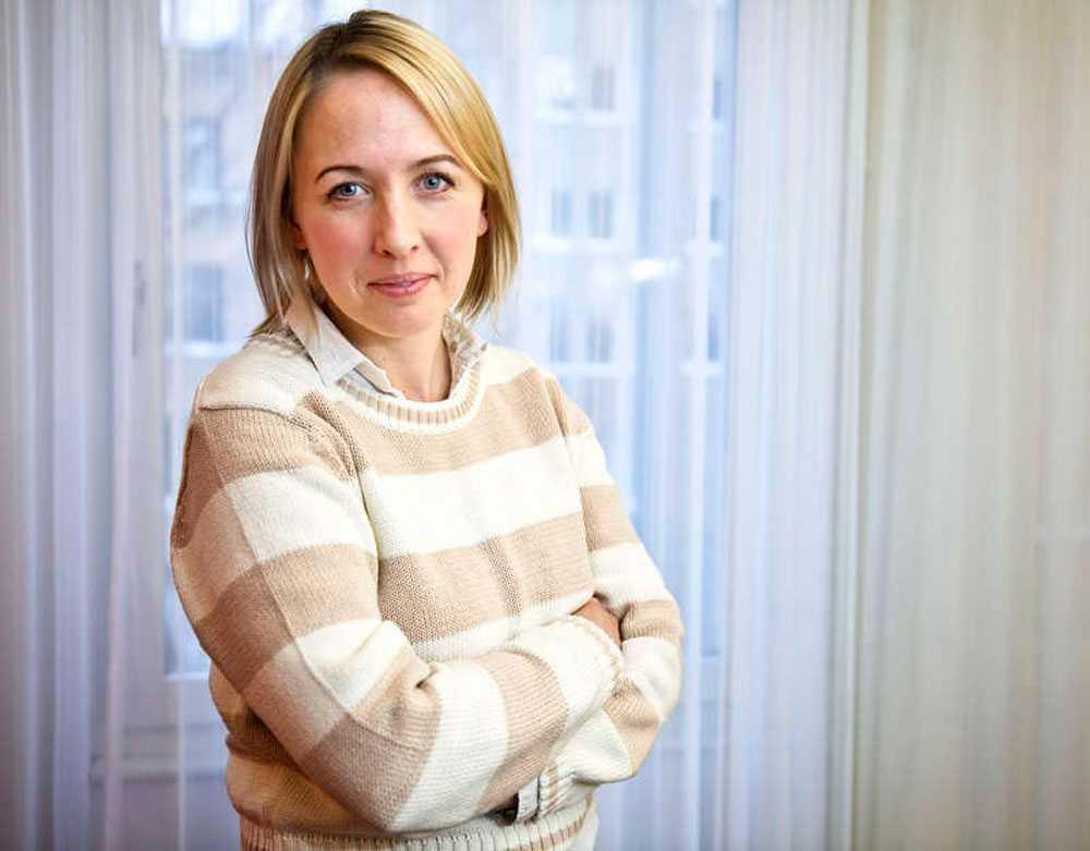 Jytte Guteland, 34, Socialdemokraterna