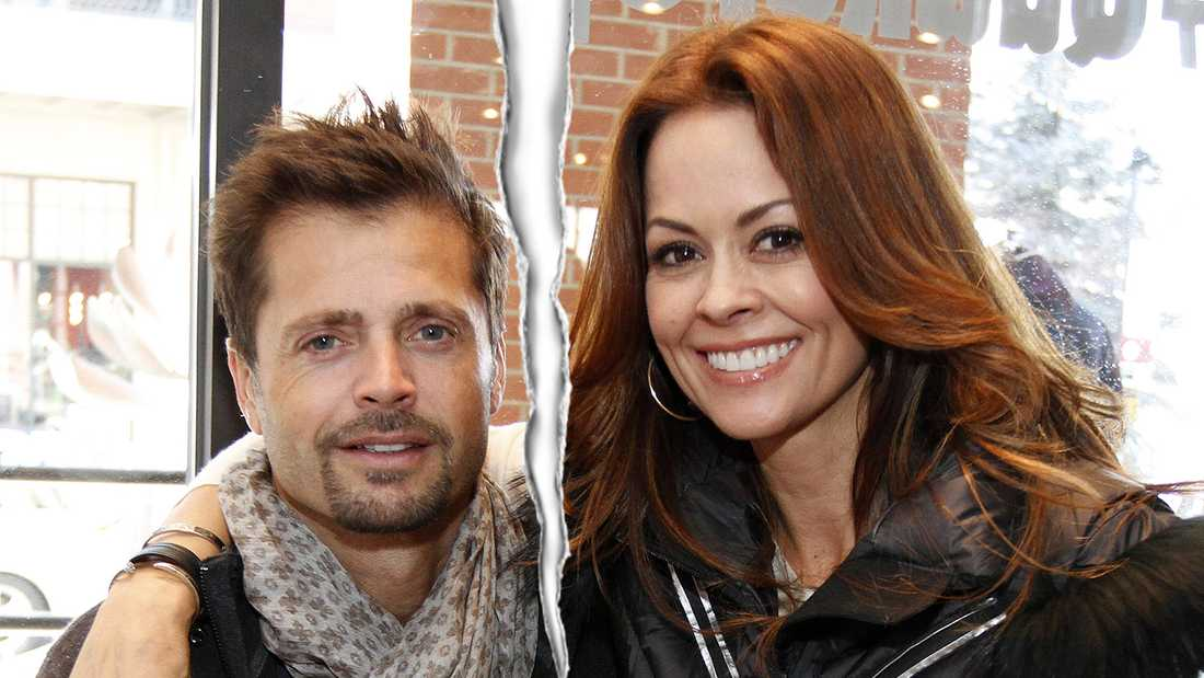Brooke Burke och David Charvet.