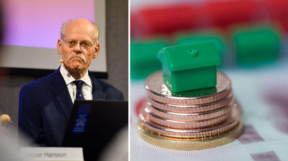 Höjer Stefan Ingves räntan oroar sig många för hur de ska klara ekonomin.