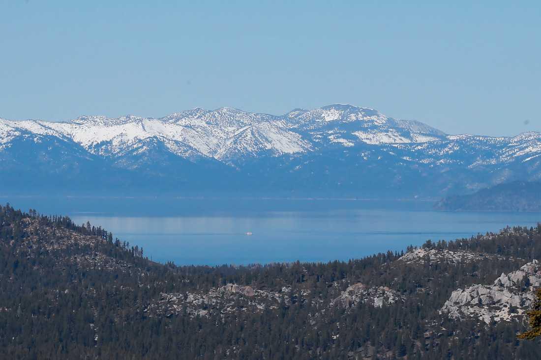 Tahoesjön.