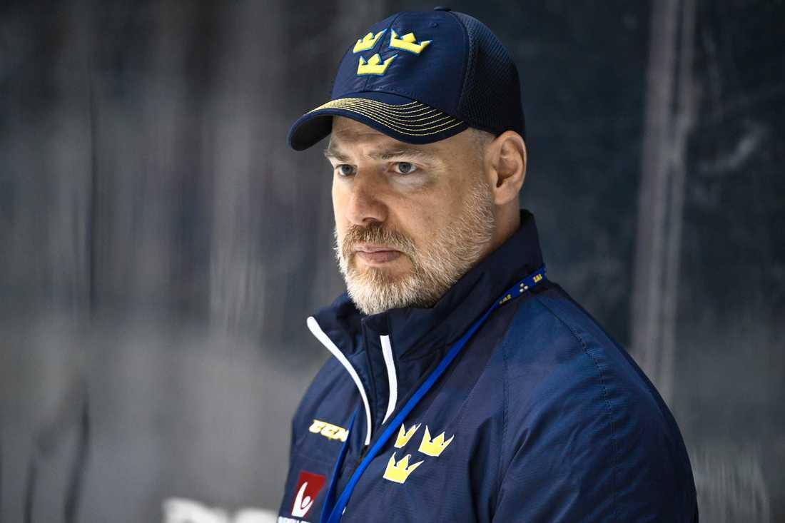 Rikard Grönborg – förbundskapten i Tre Kronor