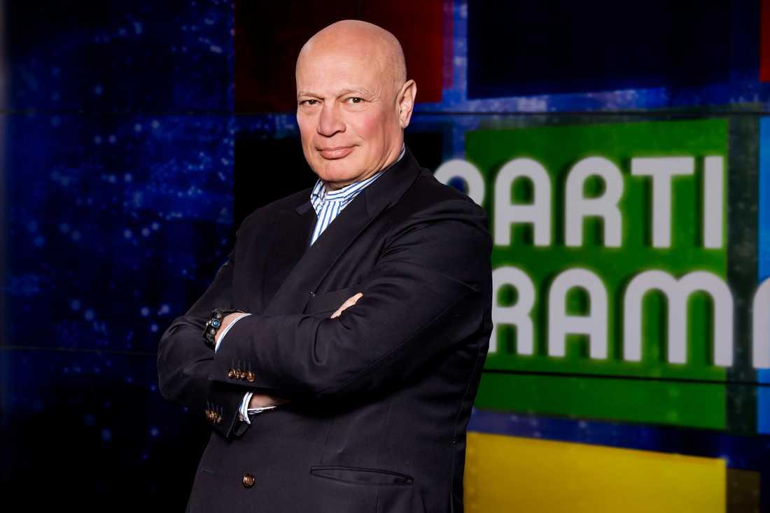 Robert Aschberg.