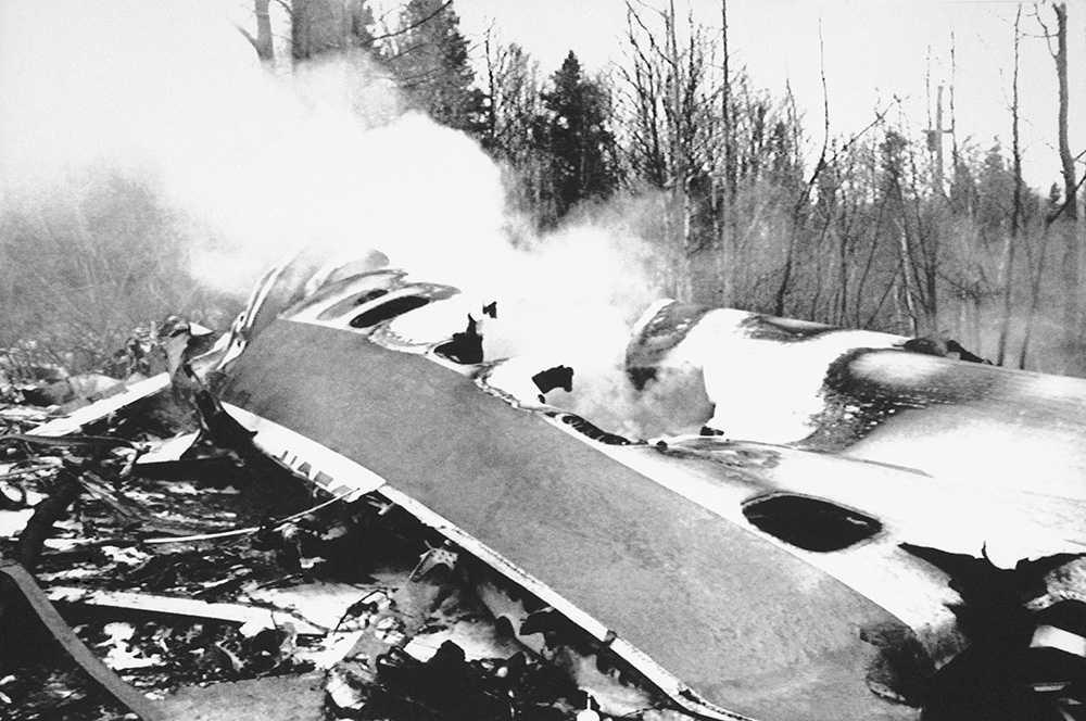 Vad gäller flygolyckor är Wikipedia komplett och exakt.