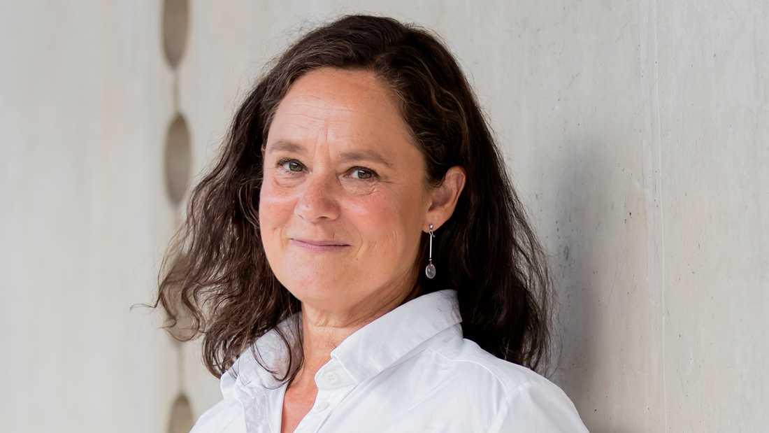Pernilla August regisserade Michael Nyqvist i en av hans sista roller