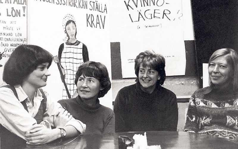 I boken ifrågasätter 2010-talets Ebba sällan 70-talets.