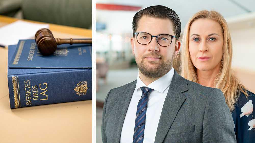 SD vill uppmana regeringen att snarast lägga ett förslag till riksdagen om en tillfällig lag som innebär att brott som resulterar i behov av sjukhusvård, och som begås under den pågående krisen, skall medföra avsevärt hårdare straff, skriver Jimmie Åkesson och Katja Nyberg (SD).