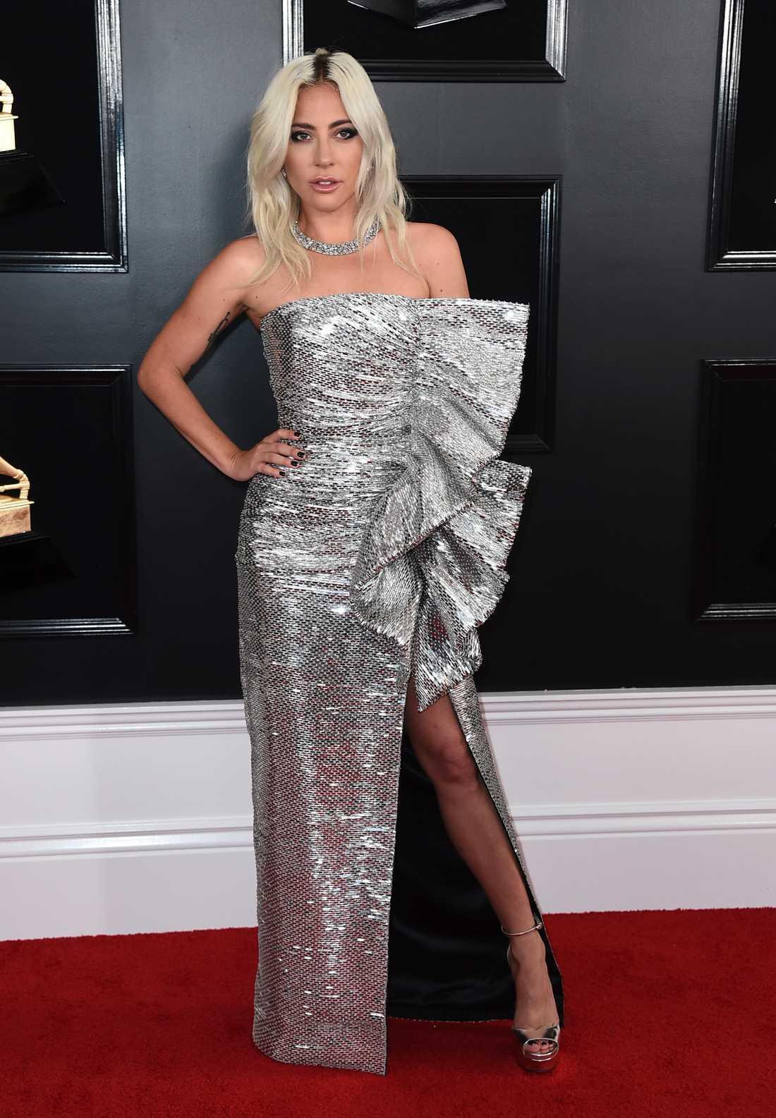 Lady Gaga vann flera priser på Grammy-galan.
