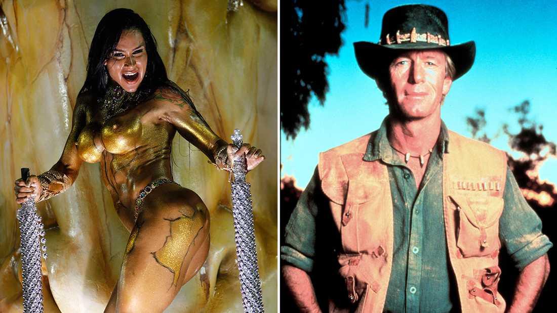 VÄRLDENS SEXIGASTE LAND Här gäller tycke och smak, så det är nog omöjligt att komma fram till en absolut sanning. Men i en undersökning ansåg män att de mest attraktiva människorna bor i Brasilien, medan kvinnorna höll på Australien.