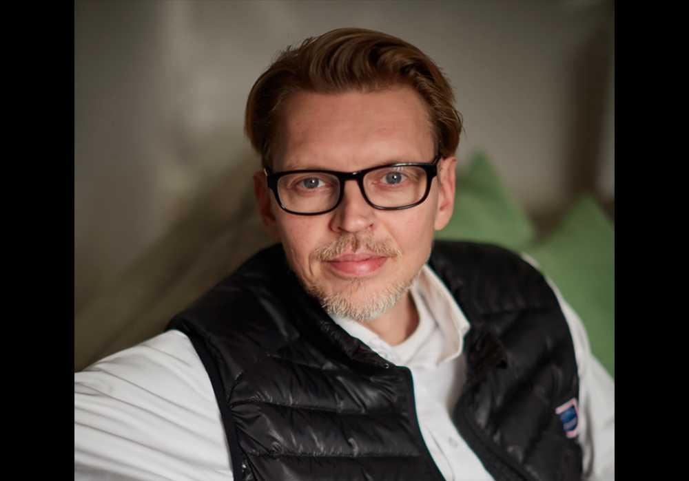 Per-Arne Sandegren, analyschef på Svensk Mäklarstatistik.