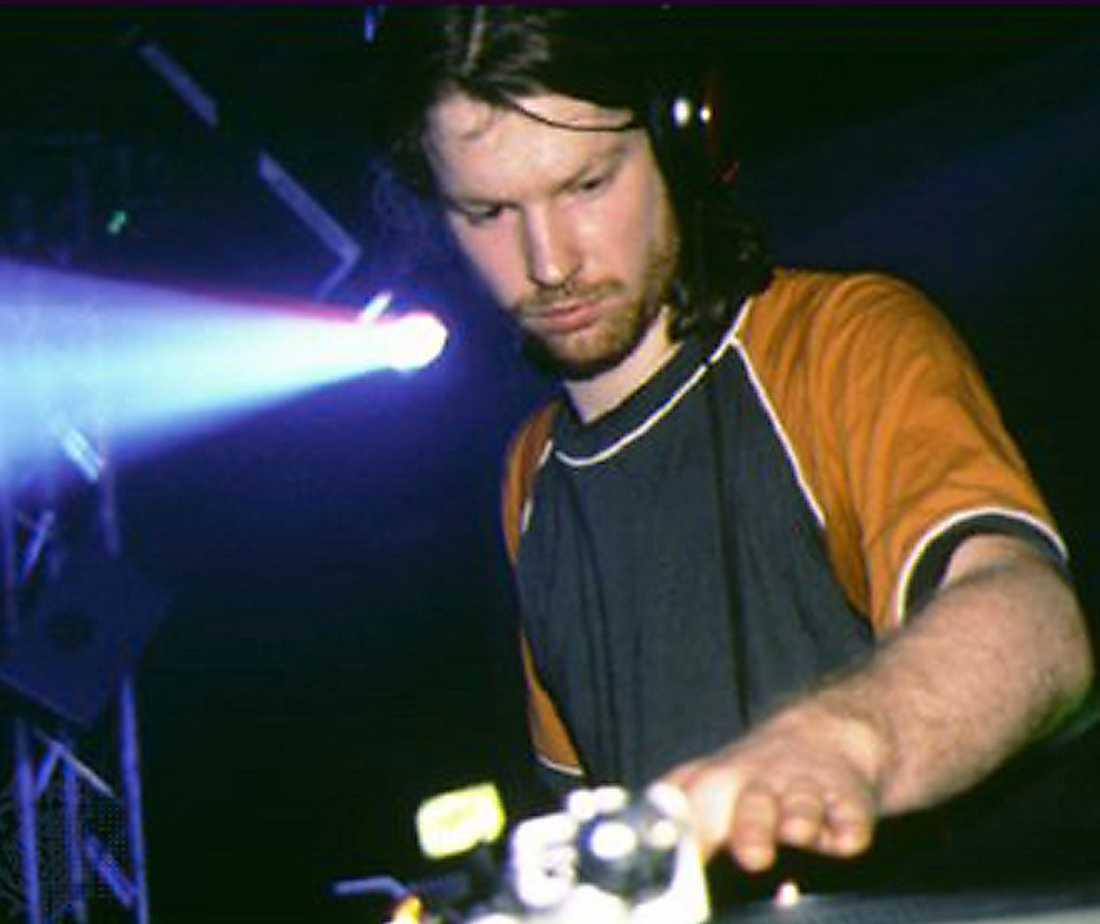 Irländska Aphex Twin gör Sverigebesök.