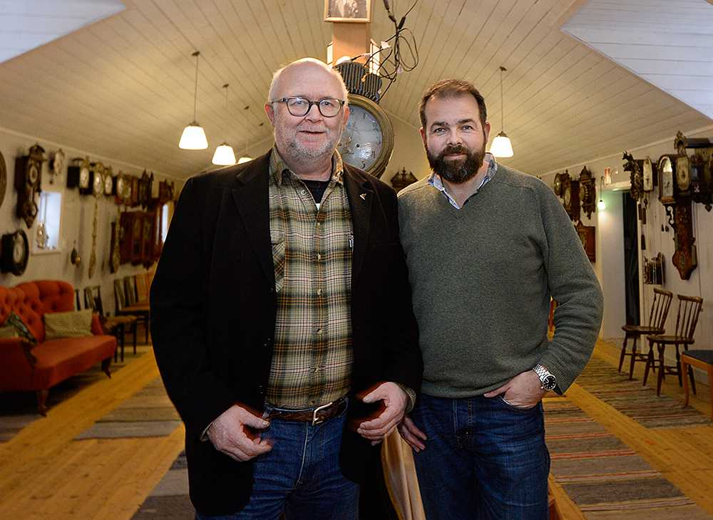 Aftonbladets reporter Svante Lidén och fotograf Björn Lindahl besökte Klockhuset i Skadom några mil utanför Sollefteå i Ådalen.