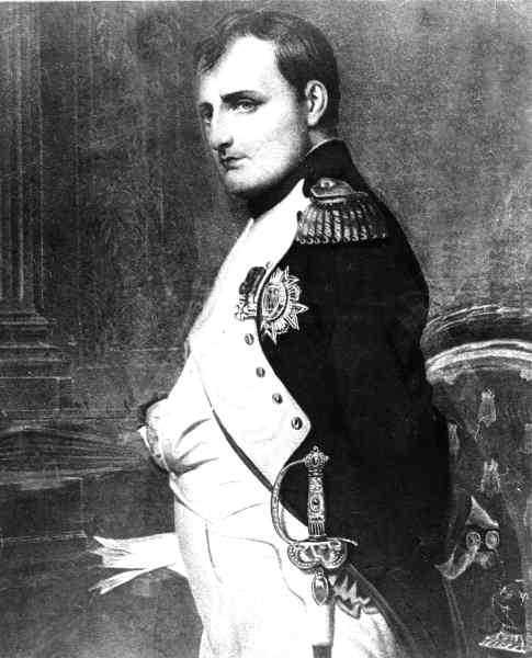 """5. 1796, bara dagar efter att Napoleon Bonaparte gifte sig med Joséphine var han tvungen att lämna henne för att leda den franska armén i närheten av Italien  I juli samma år skrev han till sin älskade fru: """"Sedan jag lämnade dig har jag varit konstant deprimerad. Min lycka är att vara nära dig. Oupphörligt tänker jag tillbaka på dina smekningar, dina tårar, din känslofyllda omsorg. (…) När jag är fri från all omsorg, allt ansvar, kommer jag då kunna tillbringa resten av mitt liv bara med dig, bara få älska dig och tänka endast på kärleken vi delar, och kunna bevisa den för dig? Jag skall låta skicka en häst till dig, och jag hoppas att vi snart återförenas. (…) Ah! Jag bönfaller dig att låta mig se några av dina fel. Snälla, var mindre vacker, mindre graciös, mindre tillgiven, mindre lyckad. Men gråt inte. Dina tårar tar mitt förnuft ifrån mig och skär i mitt blod. Snälla, kom till mig innan döden så att vi kan säga: 'Vi fick många lyckliga dagar tillsammans.'"""""""