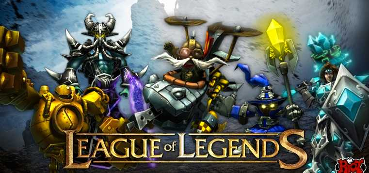 """League of legends"""