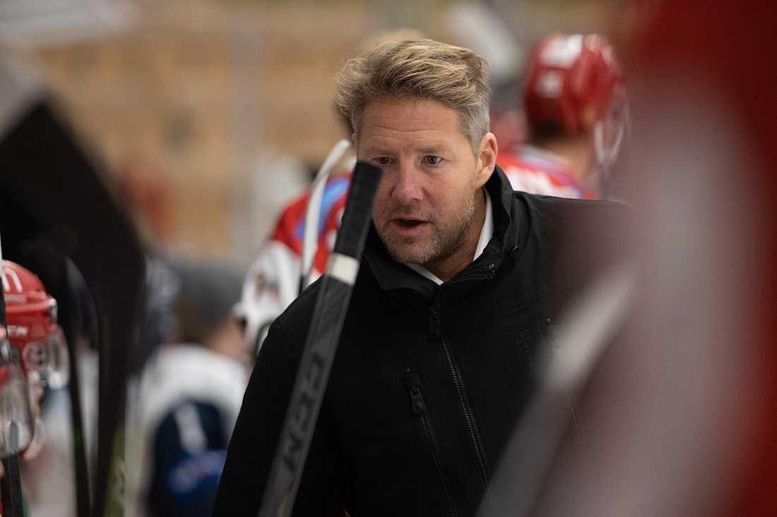 Johan Hedberg.