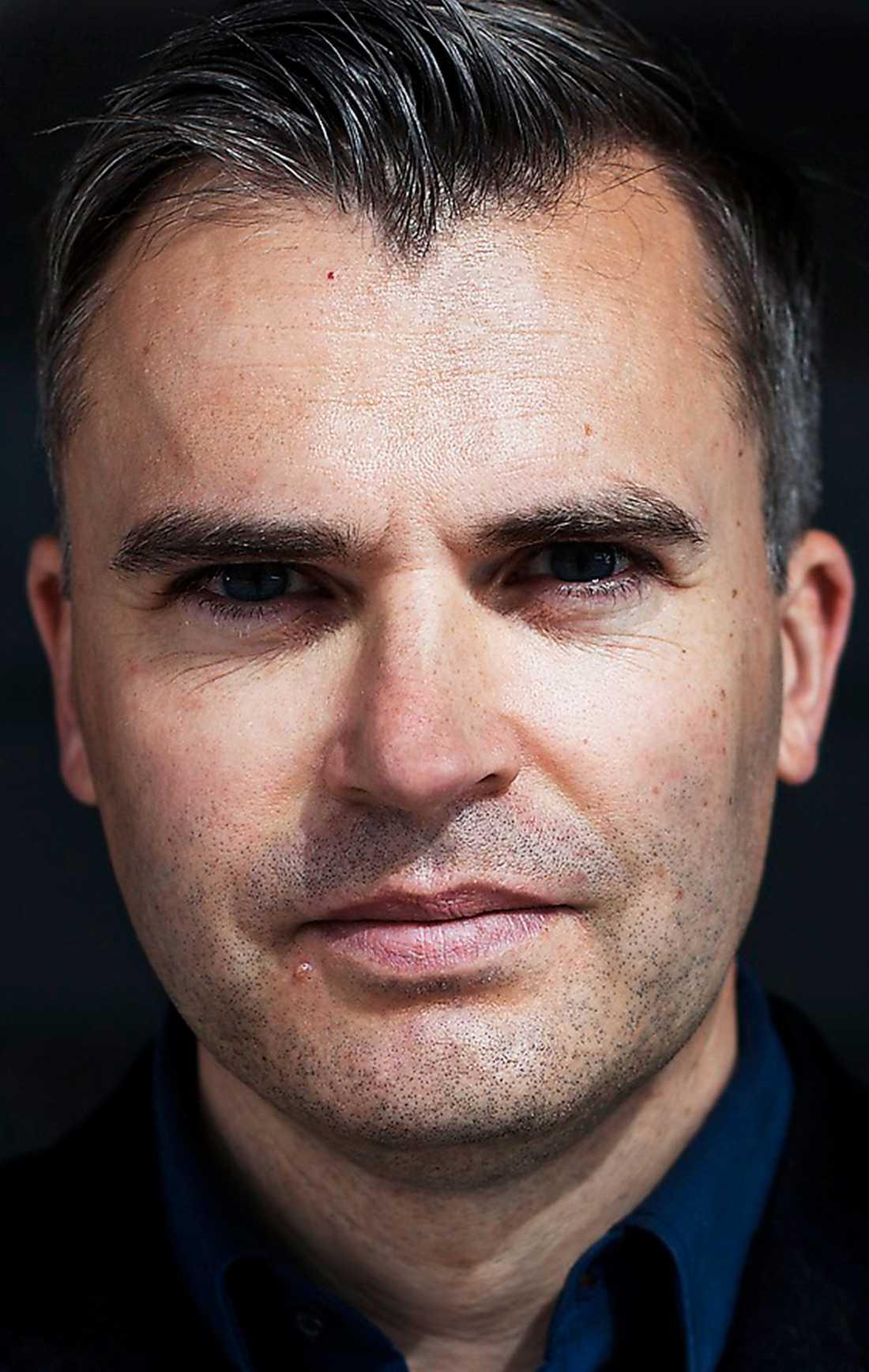 Jerker Virdborg (född 1971). Foto: Sofia Runarsdotter