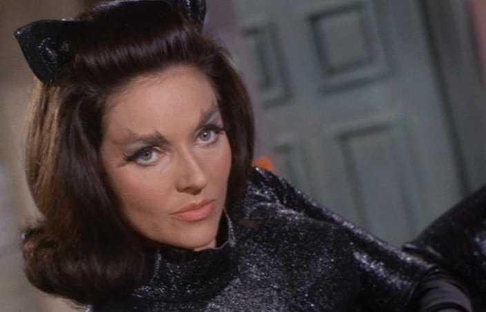 """Lee Meriwether """"Batman"""" (tv-film 1966)."""