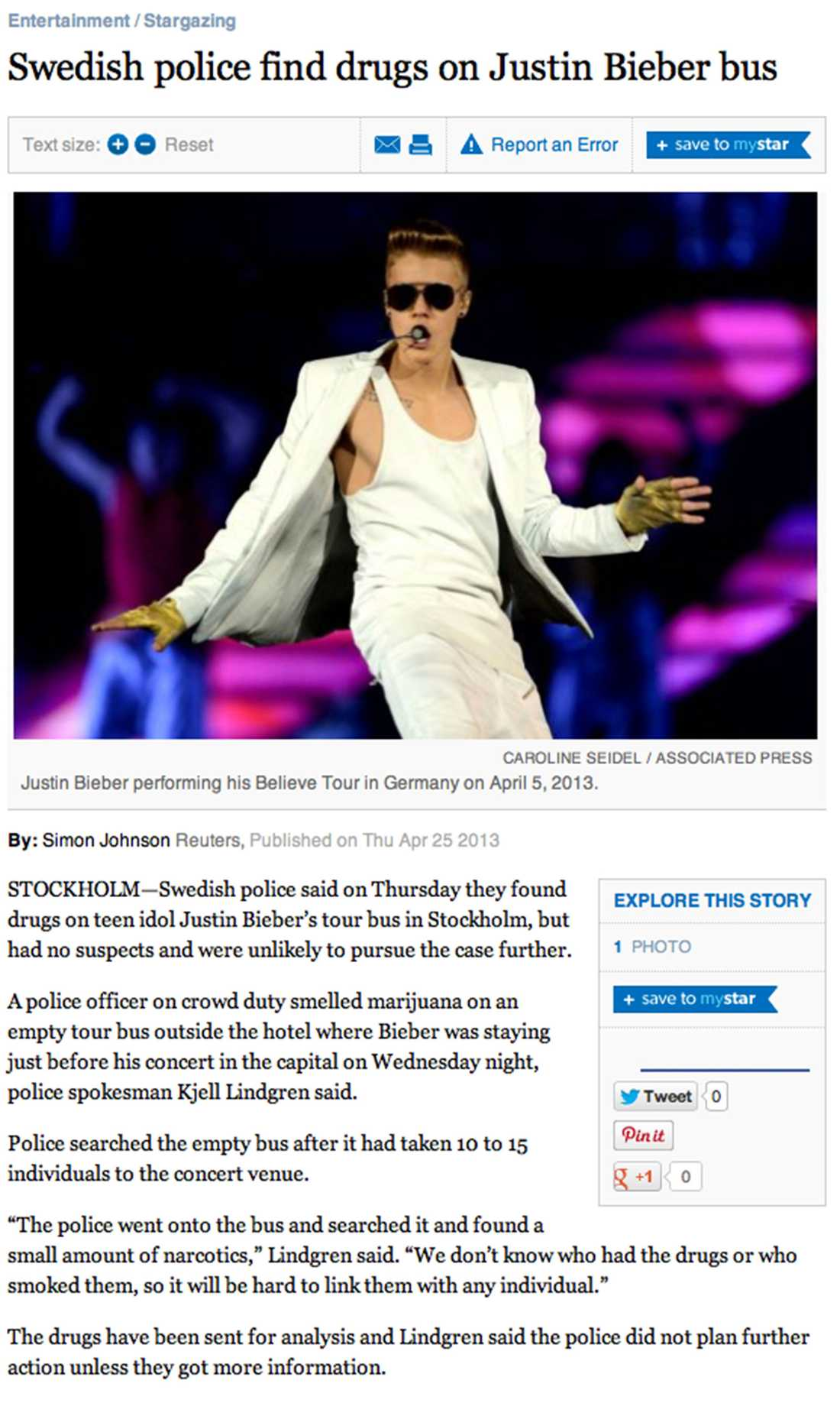 Toronto Star.