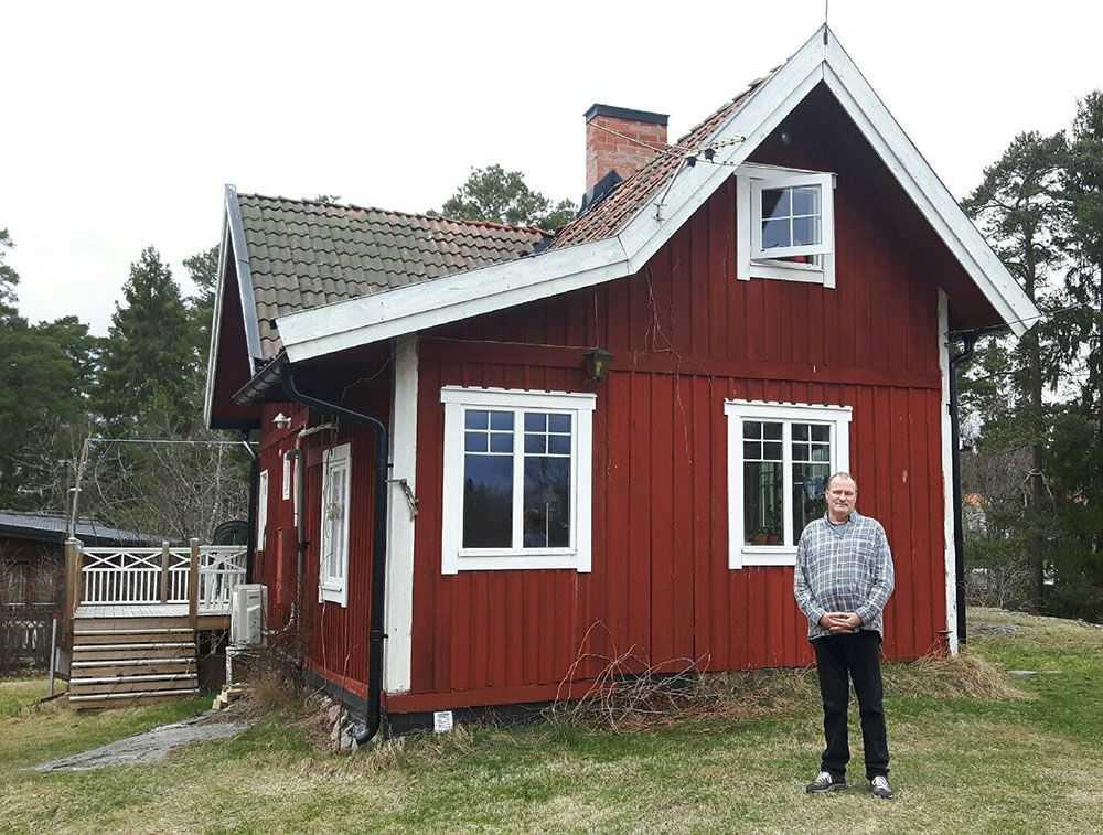 Håkan Turesson nekades lån av SBAB på grund av att han fyllt 60 år.