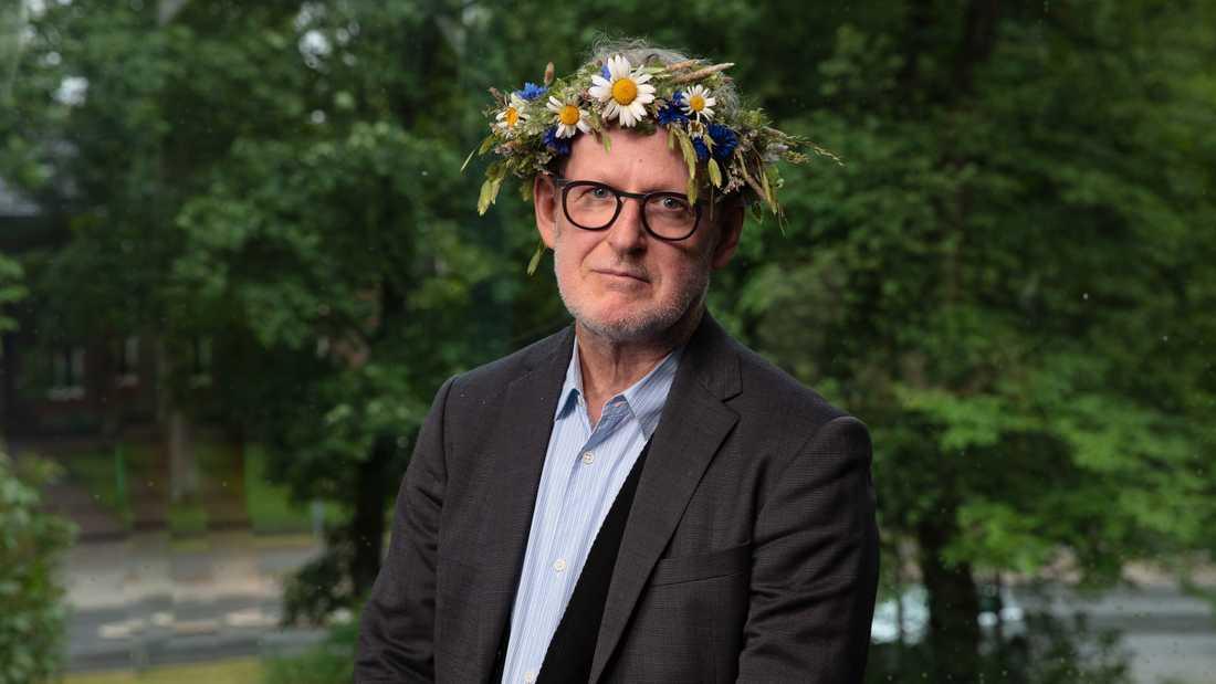 Björn Runge sommarpratar i P1