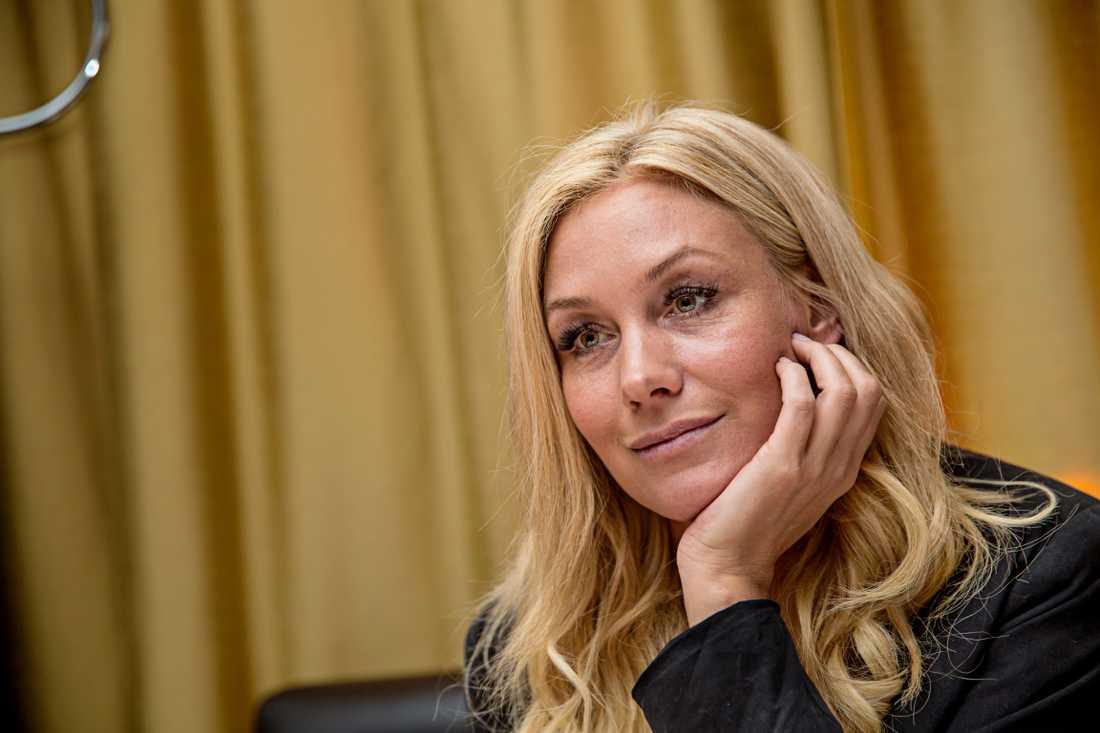 Jessica Andersson är tillbaka som programledare.
