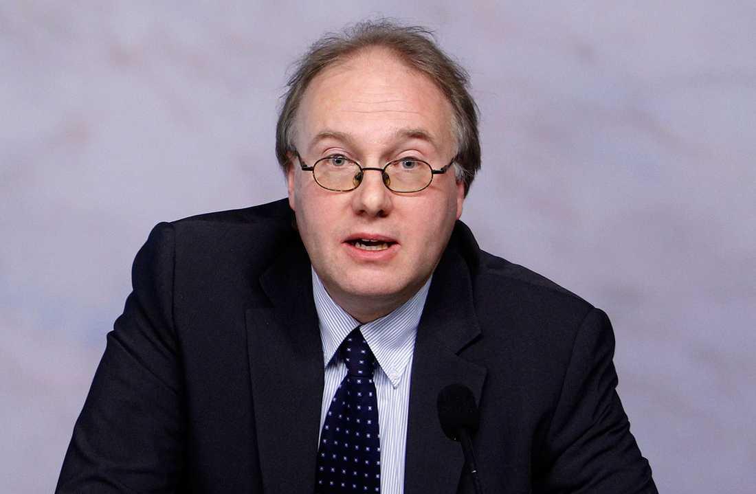Stefan Reimer, chefsrådman vid Helsingborgs tingsrätt.