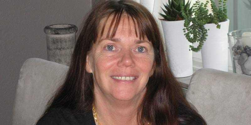 Fall 188.  Annika Stridsberg mördades när hon ville skiljas.
