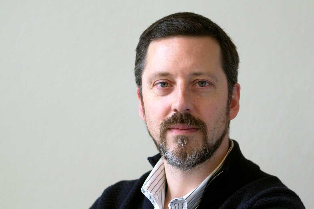 Alex Cobham, chef på tankesmedjan Tax Justice Network.