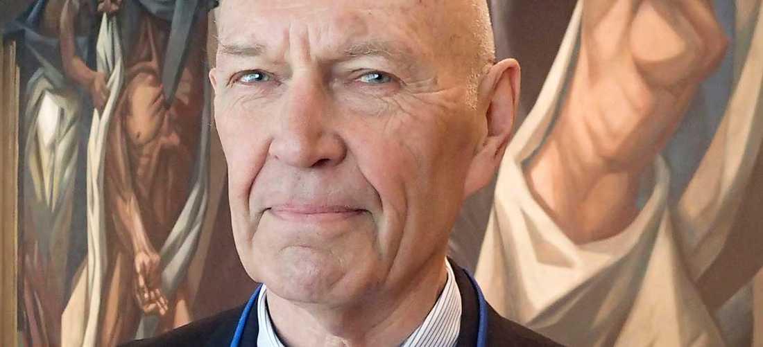 Pierre Schori, tidigare bland annat biståndsminister (S) är en av de tre hedersambassadörer som nu arbetar för Sveriges kandidatur till FN:s säkerhetsrådet.