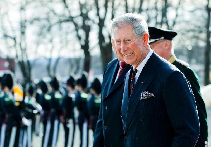 Prins Charles testades i måndags av den allmänna vården i Aberdeenshire och på tisdagen kom resultatet.